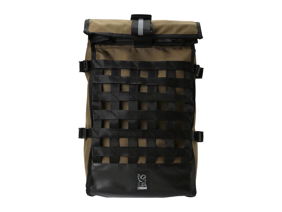 Chrome Barrage Ranger Black Bags