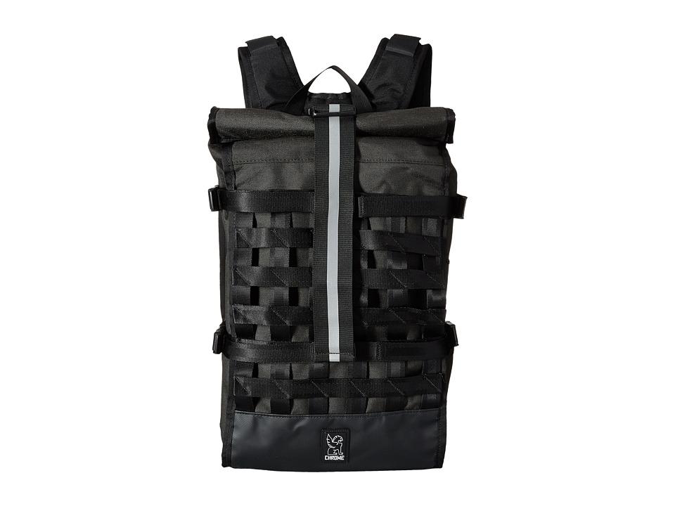 Chrome Barrage Graphite/Black Bags