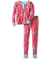 BedHead Kids - Girls' L/S Kids Snug PJ Set (Toddler/Little Kids)