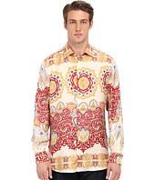 Vivienne Westwood MAN - RUNWAY Chachemire Silk Twill Button Up