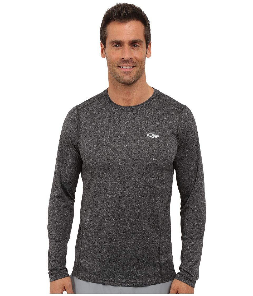 Outdoor Research - Ignitor L/S Tee (Charcoal) Men