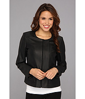 Vince Camuto - Two-Pocket Perf Jacket