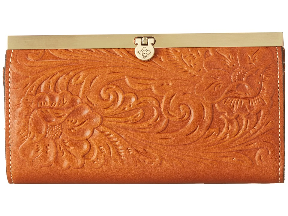 Patricia Nash - Tooled Cauchy (Florence) Clutch Handbags