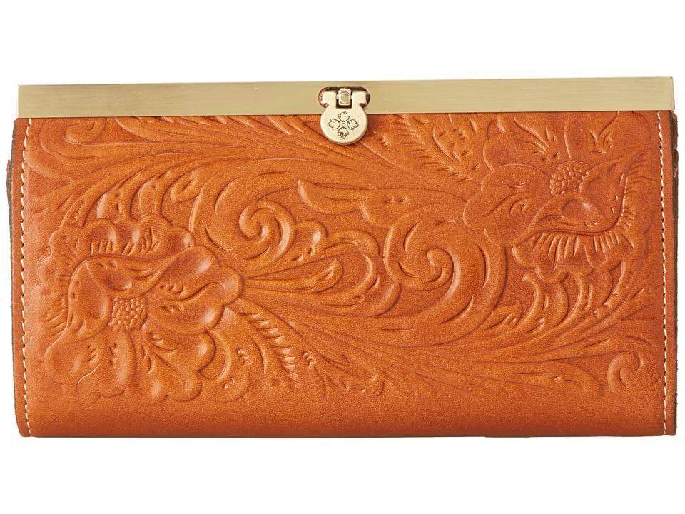 Patricia Nash - Tooled Cauchy (Florence) Clutch Handbags