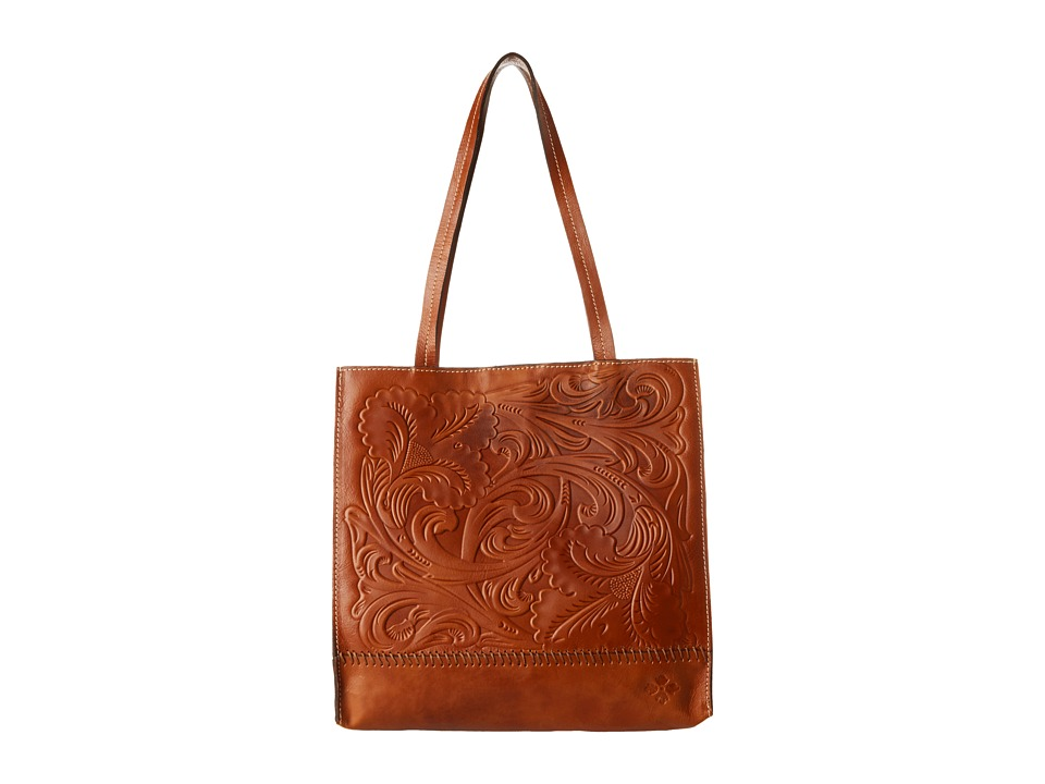 Patricia Nash - Tooled Toscano (Florence) Tote Handbags