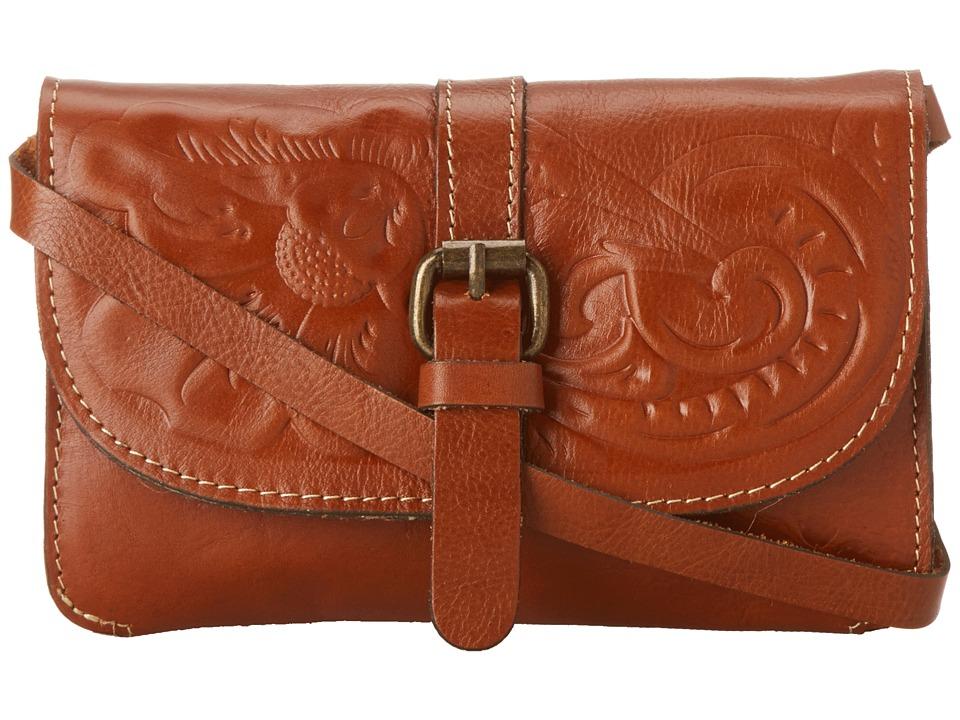 Patricia Nash - Tooled Torri (Florence) Cross Body Handbags