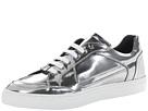Versace Collection - Mettalic Sneaker (Silver) - Footwear