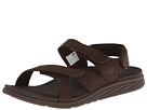 New Balance RevitalignRX Inspire Sandal W3054 Brown Shoes