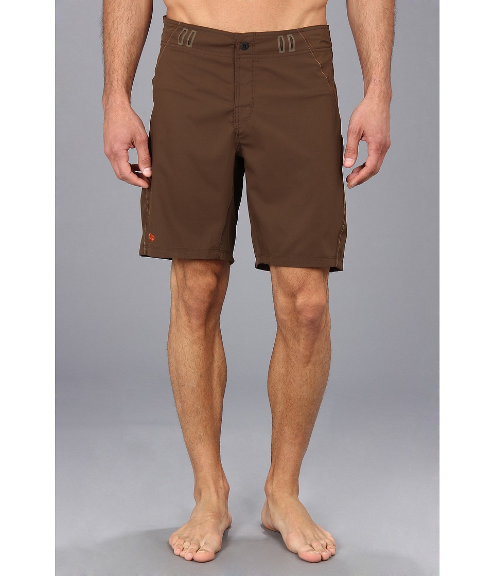 Outdoor Research Backcountry Boardshorts Earth/Diablo Mens Swimwear