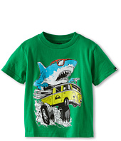 Quiksilver Kids - Shark Attack Tee (Toddler/Little Kids)