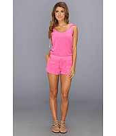 Juicy Couture - Micro Terry Hoodie Romper