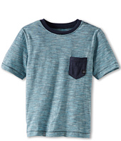 Quiksilver Kids - Dog Pound S/S Knit (Toddler/Little Kids)