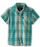 Quiksilver Kids - Tidal S/S Button Up (Toddler/Little Kids)