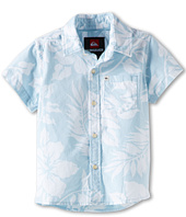 Quiksilver Kids - Kaihuna S/S Button Up (Toddler/Little Kids)