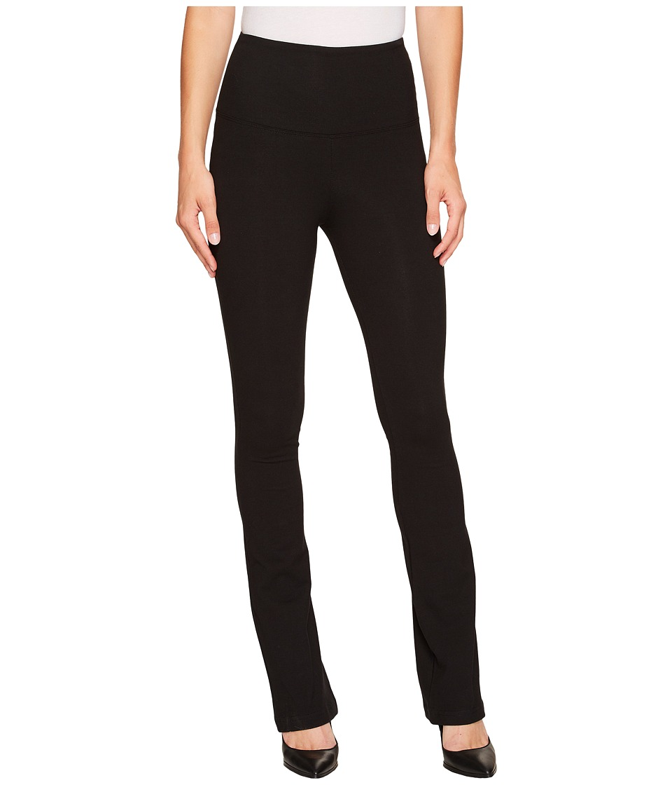 Lysse - Bootcut Legging 1229 (Black) Womens Clothing