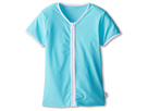 Seafolly Kids Tropica Crush Zip Front Rashie
