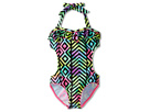 Seafolly Kids Cosmik Tribe Cut Out