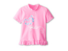 Seafolly Kids Summer Garden Short Sleeve Rashie