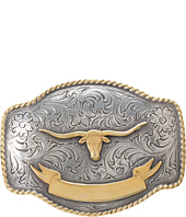 M&F Western - Steerhead and Ribbon Buckle