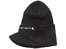 Carhartt Knit Hat with Visor (Black)