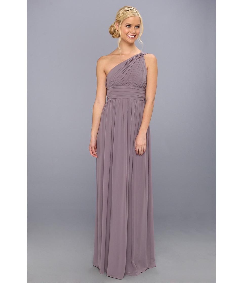 Donna Morgan - One Shoulder Gown - Rachel (Grey Ridge) Women's Dress