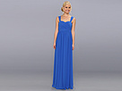 Donna Morgan Bailey Gown (Brazilian Blue)