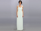 Donna Morgan Bailey Gown (Hint of Mint)