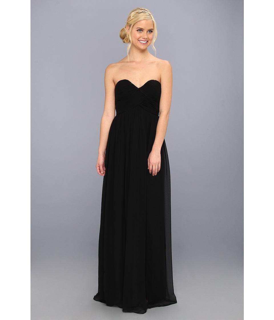 Donna Morgan - Laura Gown (Black) Women's Dress