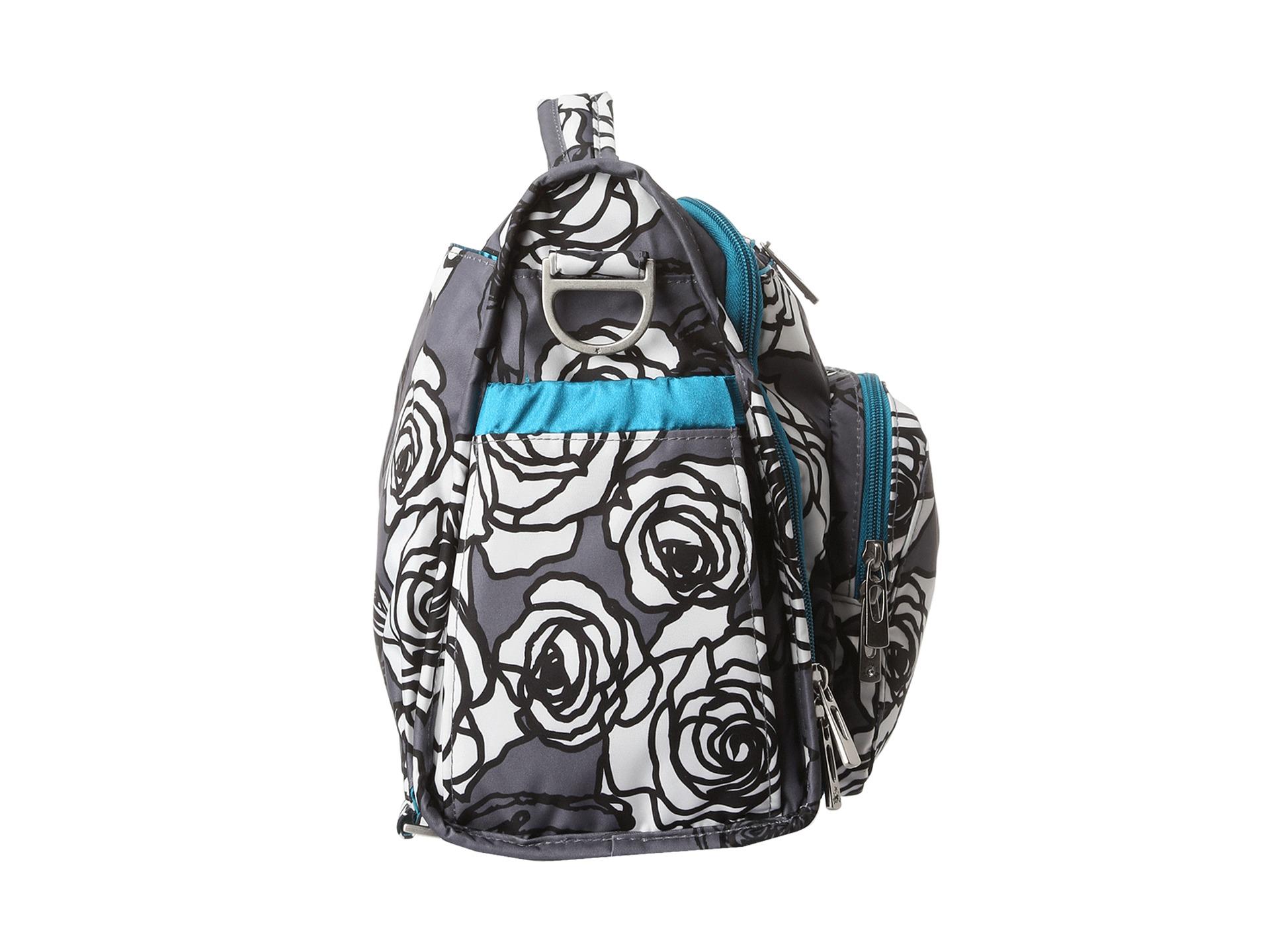 ju ju be b f f versatile messenger and backpack diaper. Black Bedroom Furniture Sets. Home Design Ideas