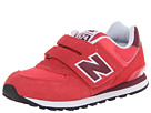 New Balance Kids KV574 Little Kid, Big Kid Ruby Shoes
