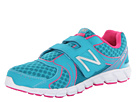 New Balance Kids 750v2 Little Kid, Big Kid Blue, Pink Shoes