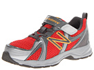 New Balance Kids KA554 Little Kid, Big Kid Red, Yellow Shoes
