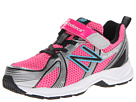 New Balance Kids KA554 Little Kid, Big Kid Blue, Pink Shoes