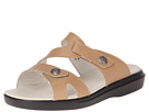 St. Lucia Camel Footwear Shoes