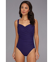 Miraclesuit - Sanibel Solid Tank One-Piece (DD Cup)