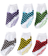 Vans - Classic Slip-On Sock 6-Pack (Infant)
