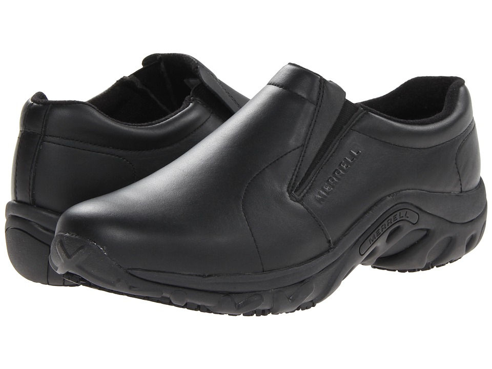Merrell - Jungle Moc Pro Grip (Black) Men