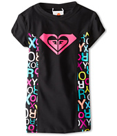 Roxy Kids - Roxy Border S/S Rashguard (Big Kids)