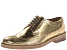 Marc Jacobs - Metallic Oxford (Gold) - Footwear