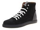 Marc Jacobs - High Top Trainer (Black) - Footwear