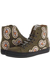 Marc Jacobs - Paisley High Top Trainer