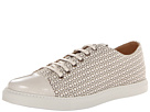 Marc Jacobs - Jacquard Low Top Trainer (Cream) - Footwear