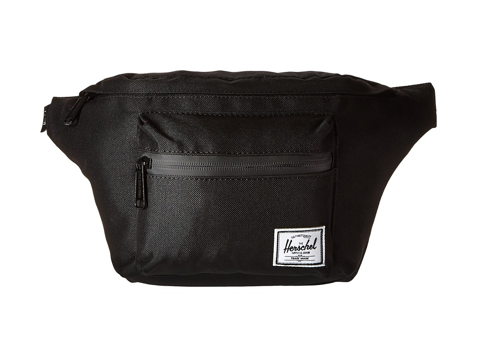 Herschel Supply Co. - Seventeen (Black/Black) Travel Pouch