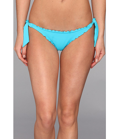 Rip Curl Love N Surf Booty Bikini Bottom (Brigt Blue) Women's Swimwear