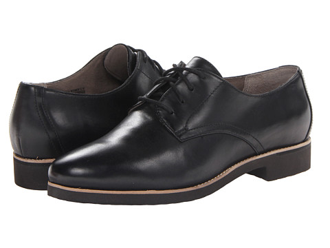 Rockport Alanda Plain Derby Black Shoe - Women Work Shoes Corner 94745e58fbc3