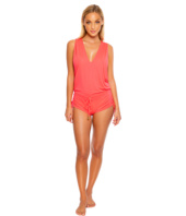 Luli Fama - Cosita Buena T-Back Romper Cover-Up