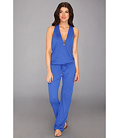 Luli Fama - Cosita Buena T-Back Long Jumpsuit Cover-Up