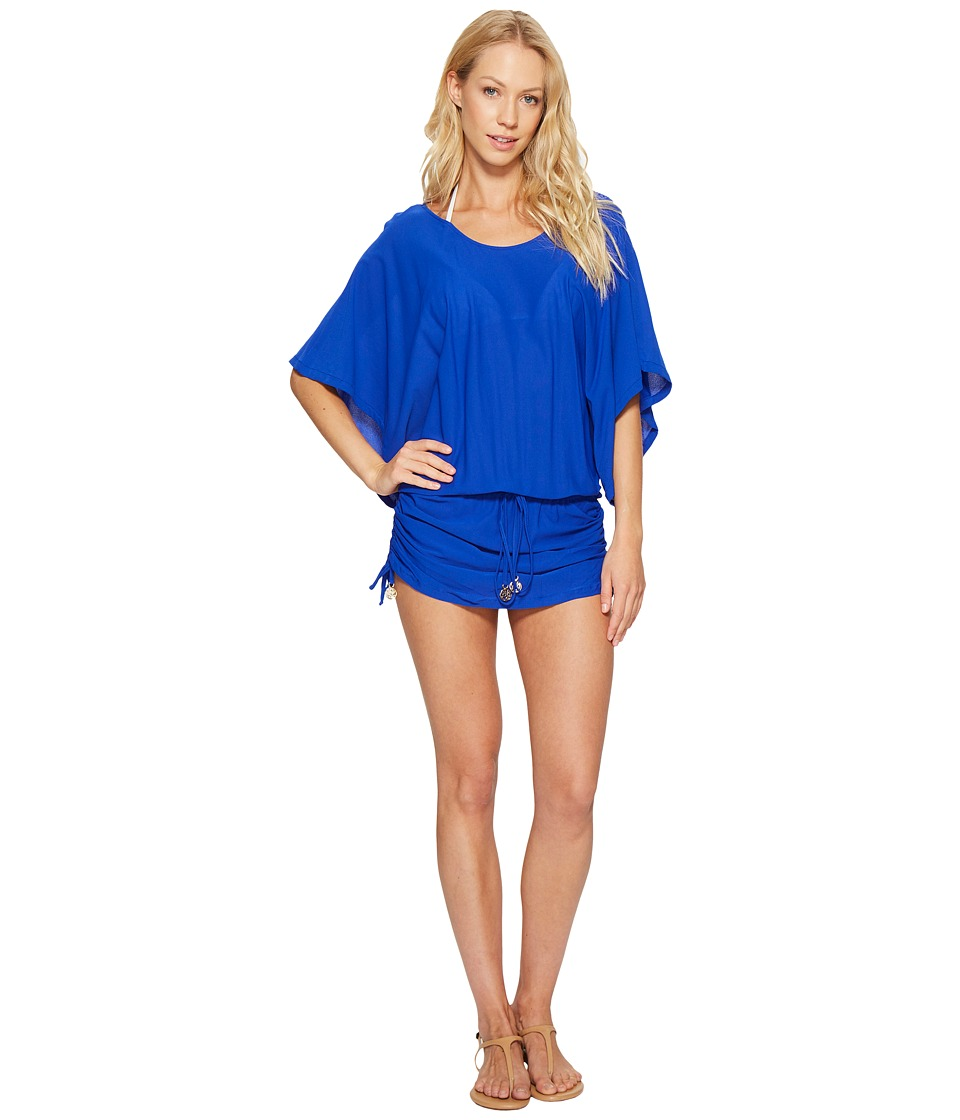 Luli Fama - Cosita Buena South Beach Dress Cover-Up (Elec...