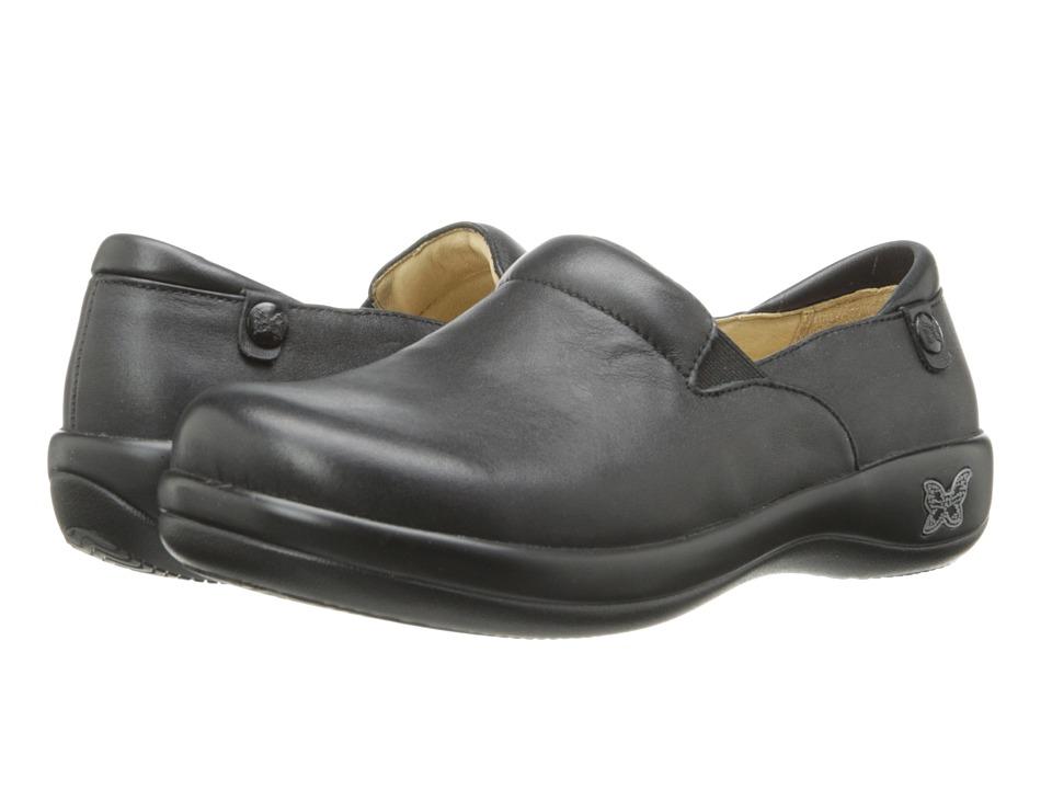 Alegria Keli Professional (Black Nappa Leather) Women