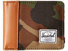 Herschel Supply Co. Edward (Woodland Camo/Tan)